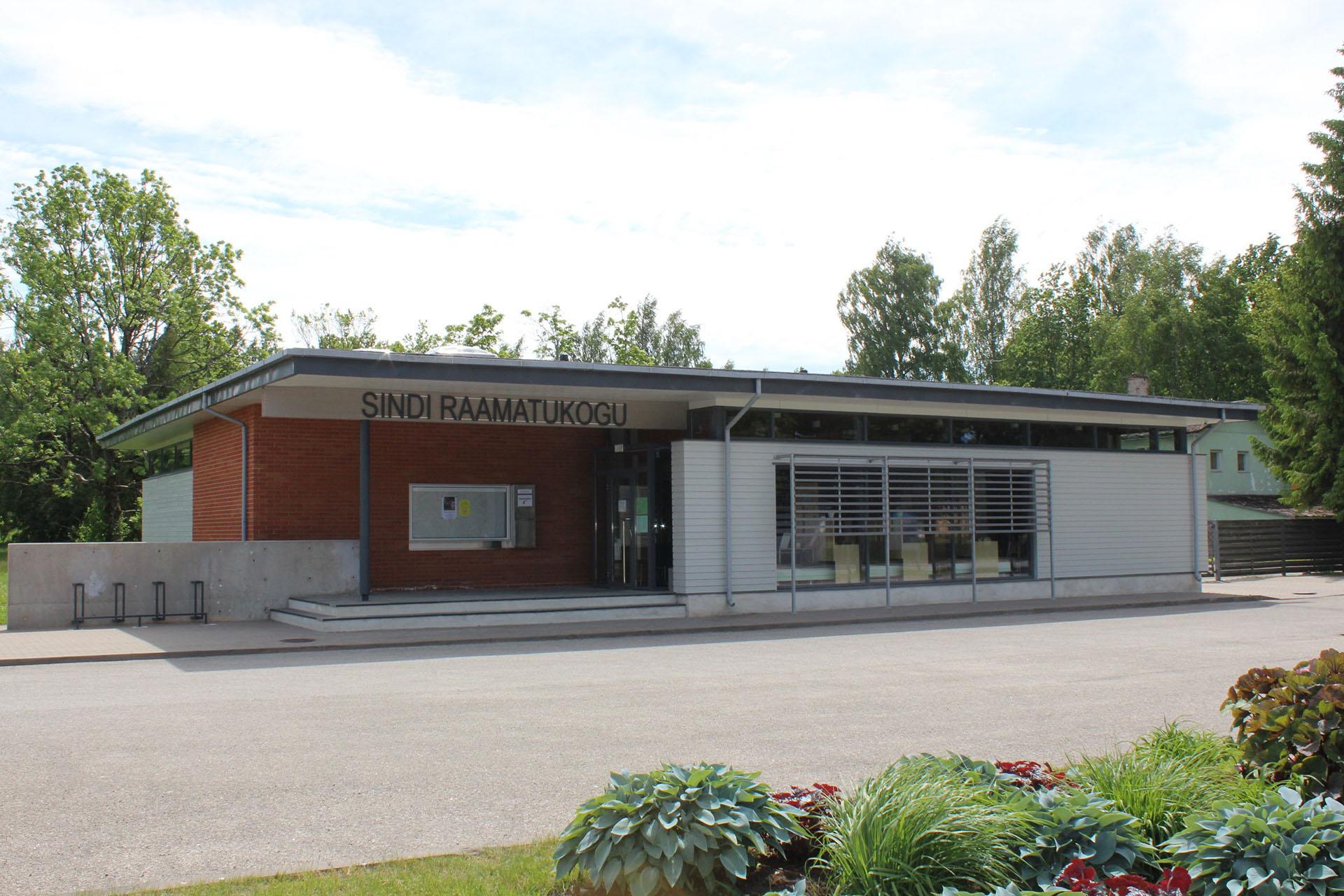 Sindi raamatukogu (2)